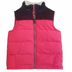 NWT Carter's Puffed Bubble Vest 3T